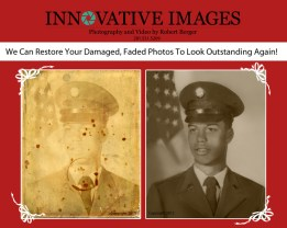 Photo Restoration for faded,damaged photos serving Houston, Katy, Fort bend, Texas